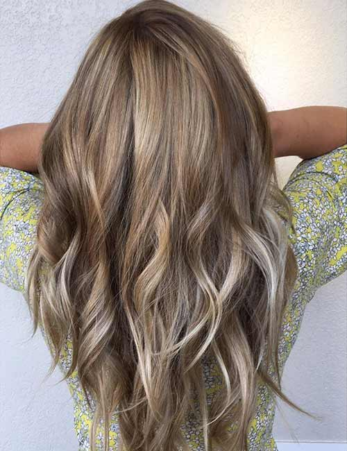 70 Flattering Balayage Hair Color Ideas for 2019 advise