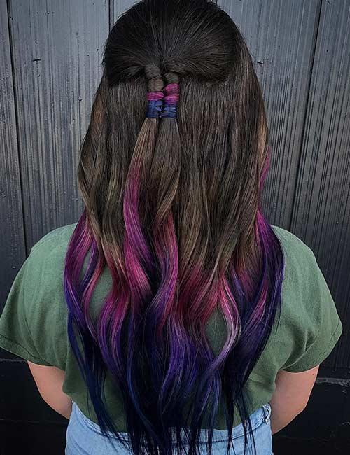 1. Purple Magic