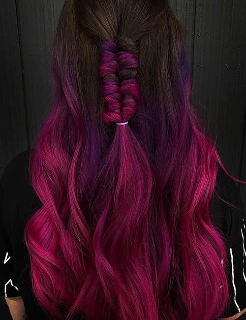 7. Purple Infinity