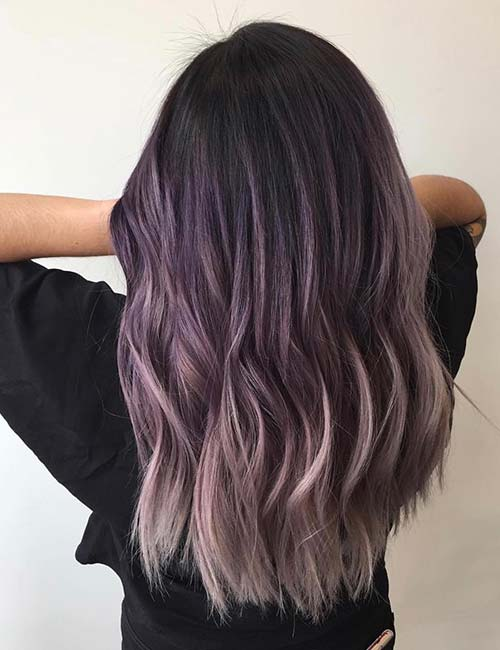 9. Dusty Lavender