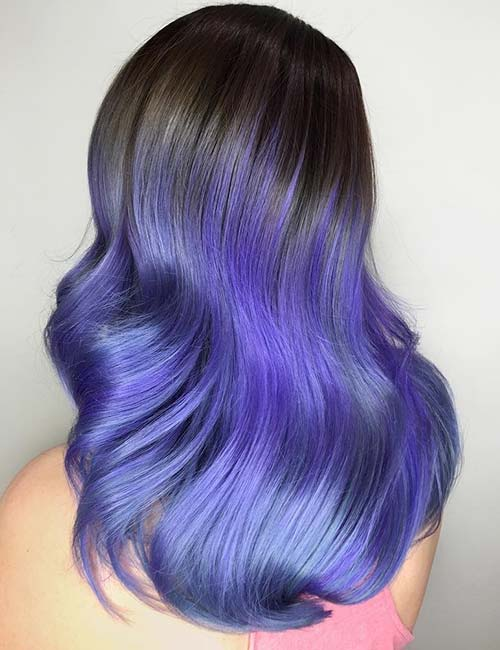 10. Soft Purple Silk