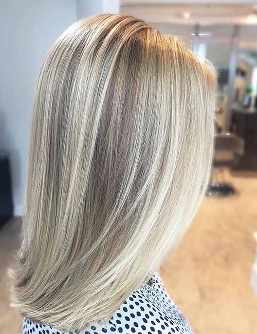 Top 25 Light Ash Blonde Highlights Hair Color Ideas For ...Light Ash Blonde Hair