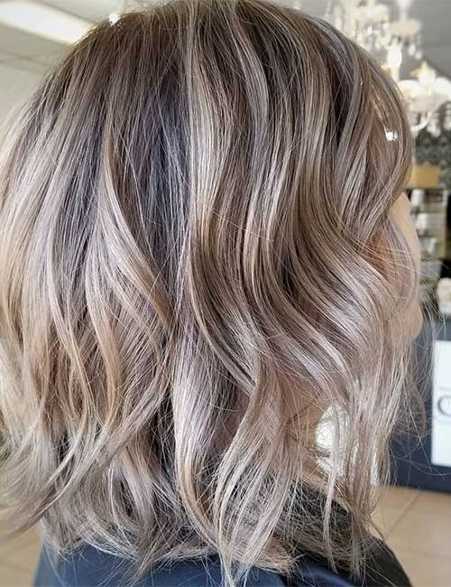 25 Trendy Balayage Looks For Short Hair Blushery