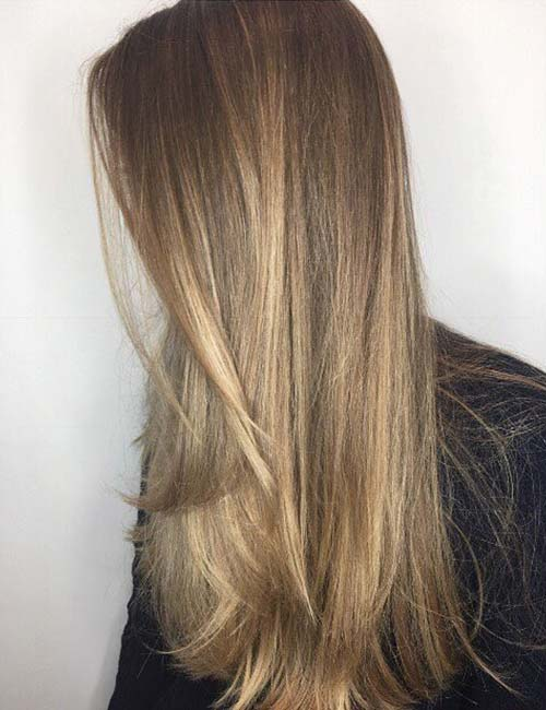 20 Marvelous Balayage Styles For Straight Hair \u2013 Blushery