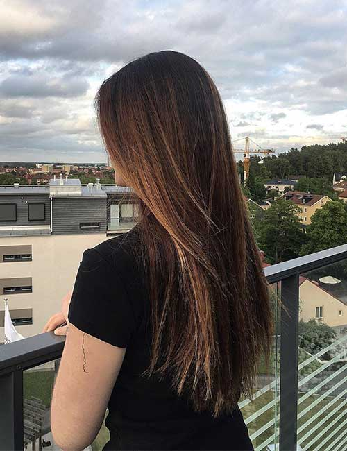 20 Marvelous Balayage Styles For Straight Hair Blushery
