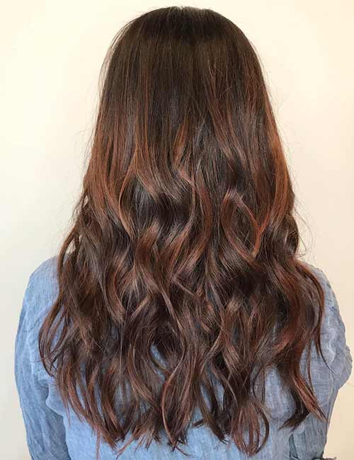 18. Chestnut Highlights