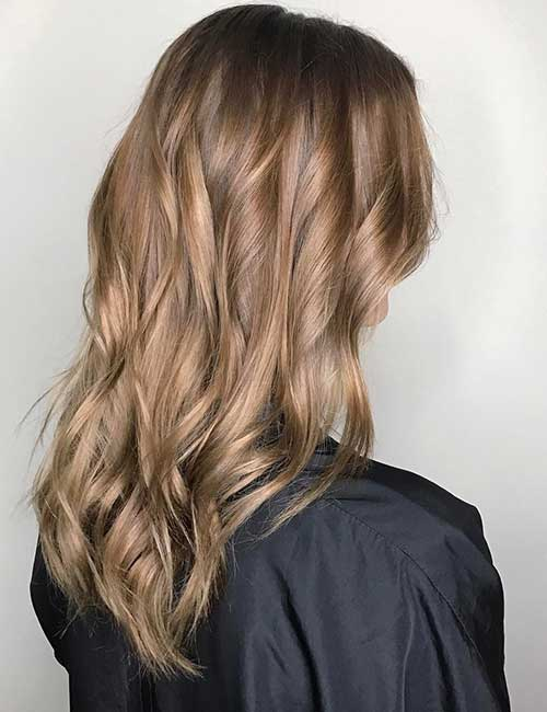 20 Gorgeous Light Brown Hair Color Ideas – Blushery