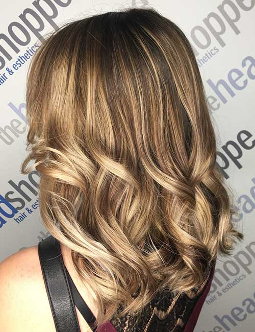 20 Gorgeous Light Brown Hair Color Ideas Blushery