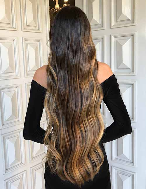 20 Amazing Dark Ombre Hair Color Ideas Blushery