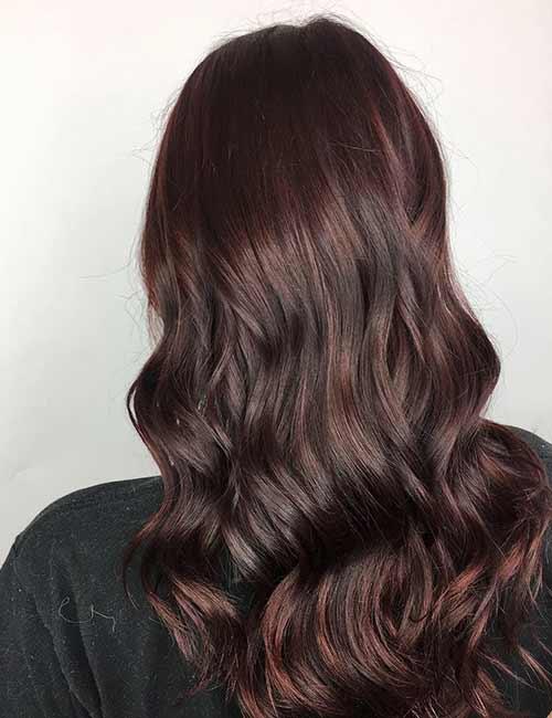 20 Beautiful Brunette Hair Color Ideas – Blushery