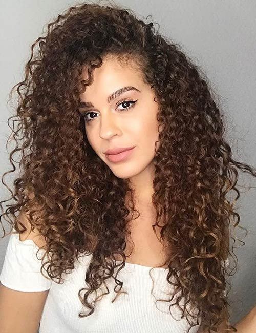curly hair different styles different types of curls curly hair type guide blushery 2711