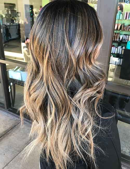 20 Beautiful Blonde Balayage Hair Looks Blushery