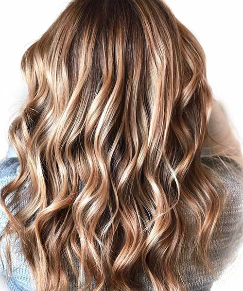 25 Luscious Dirty Blonde Hair Shades Blushery