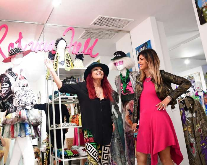 Currently Open Patricia Field Artfashion Lower East Side Gallery