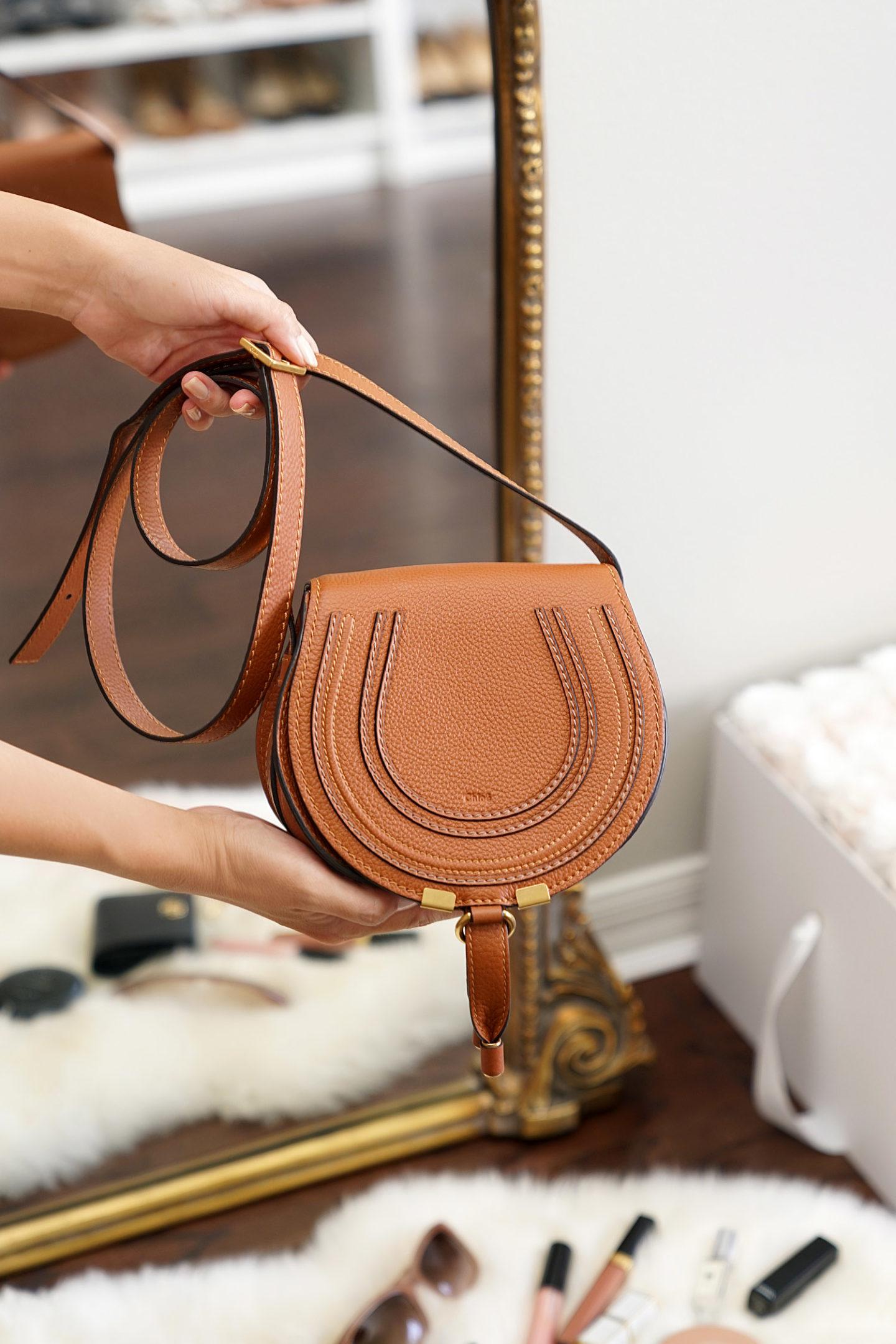 Chloe Mini Marcie Bag Assessment – Blushery