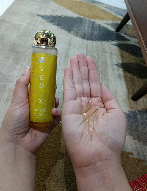 VEDIX Customized Ayurvedic Hair Care Regimen - REVIEW
