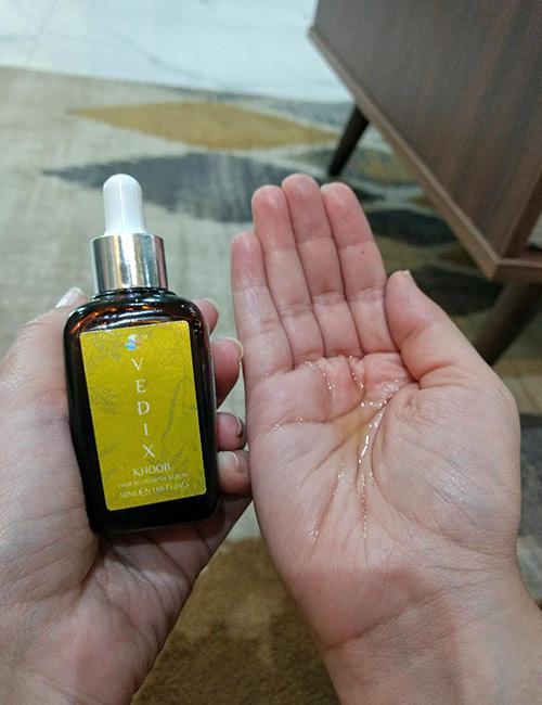 VEDIX Customized Ayurvedic Hair Care Regimen