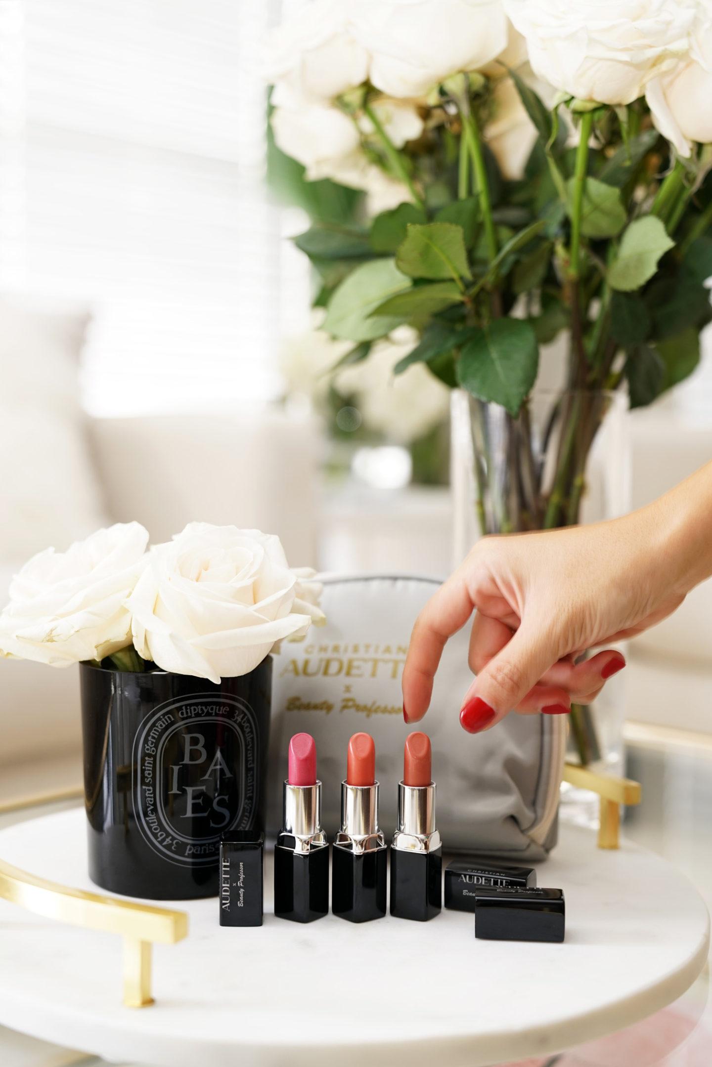Christian Audette Beauty Professor Lipstick Collection