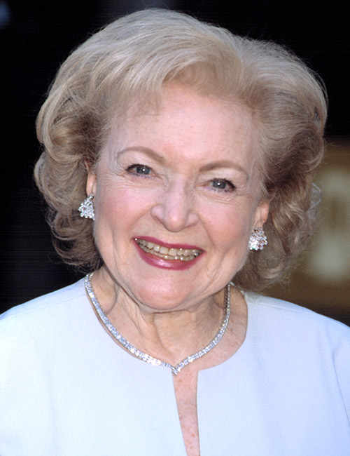 Classic Betty White