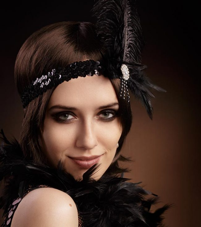25 Unforgettable Flapper Hairstyles That Will Make You ...