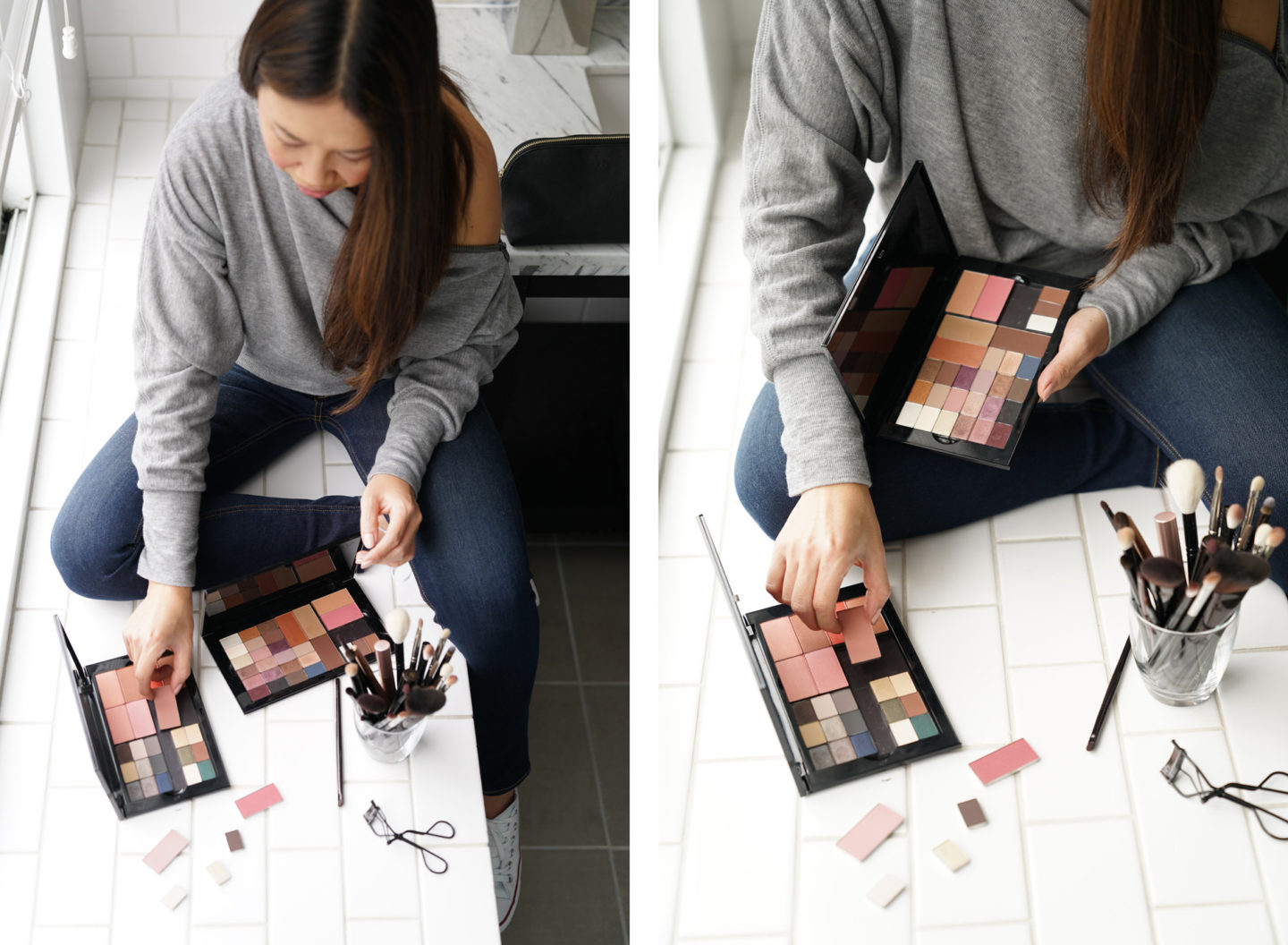 Mary Kay Chromafusion Pro Palette Review