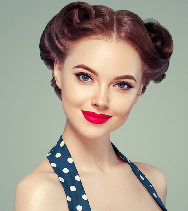 32 Modern Pin Up Hairstyles Blushery