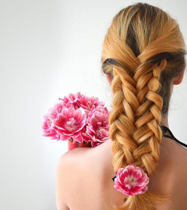 20 Fabulous Four Strand Braids You Want To Verify Out Blushery