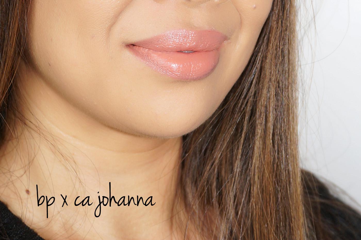 Christian Audette x Beauty Professor Lipstick in Johanna review