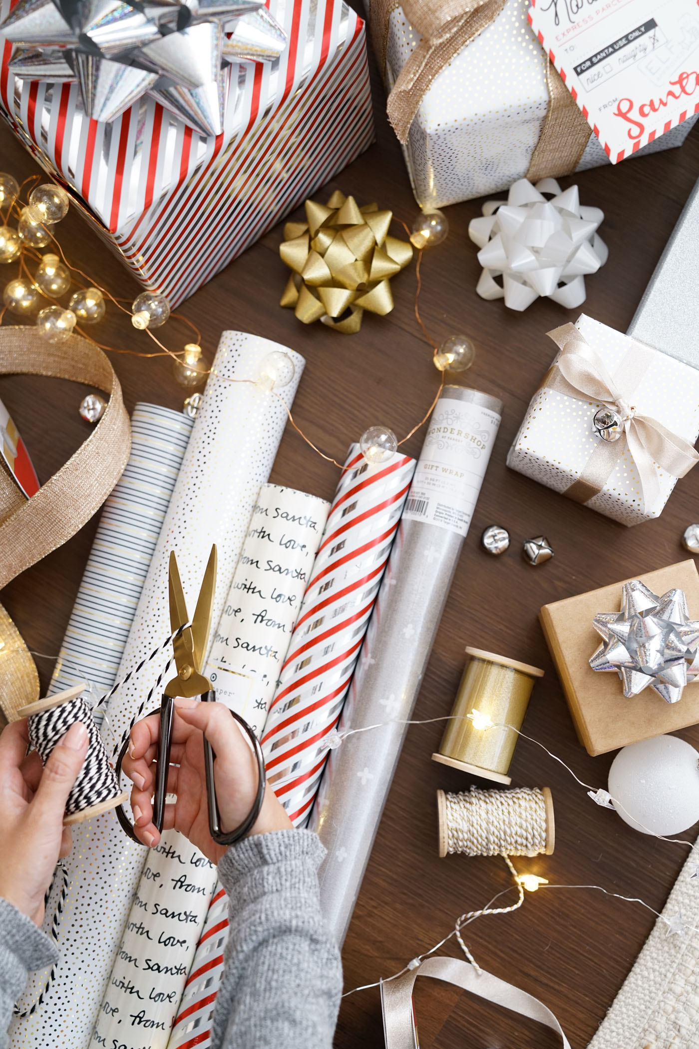 Pretty Affordable Wrapping Paper Finds Target