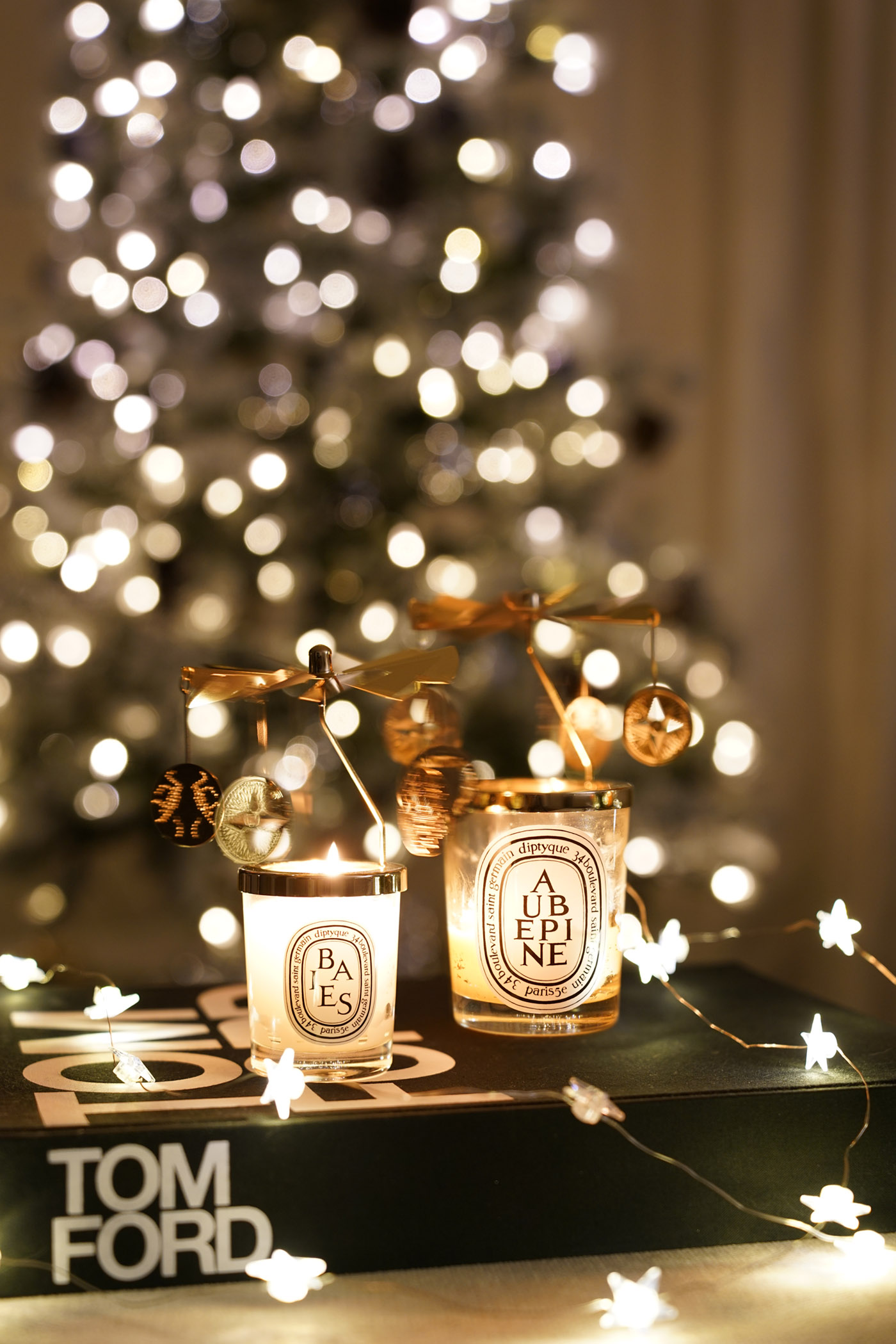 Diptyque Holiday Carousel | The Beauty Look Book