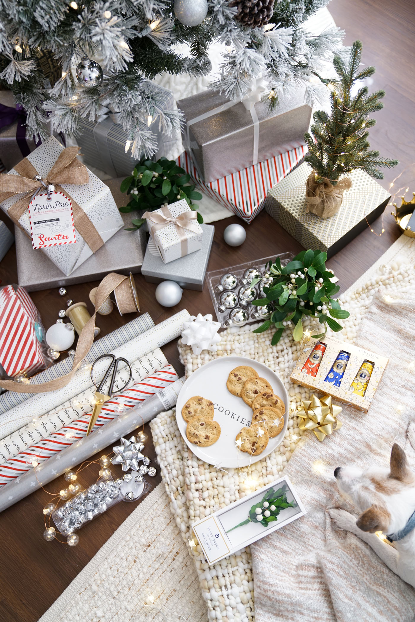 Christmas Home Decor and Wrapping Essentials | The Beauty Look Book