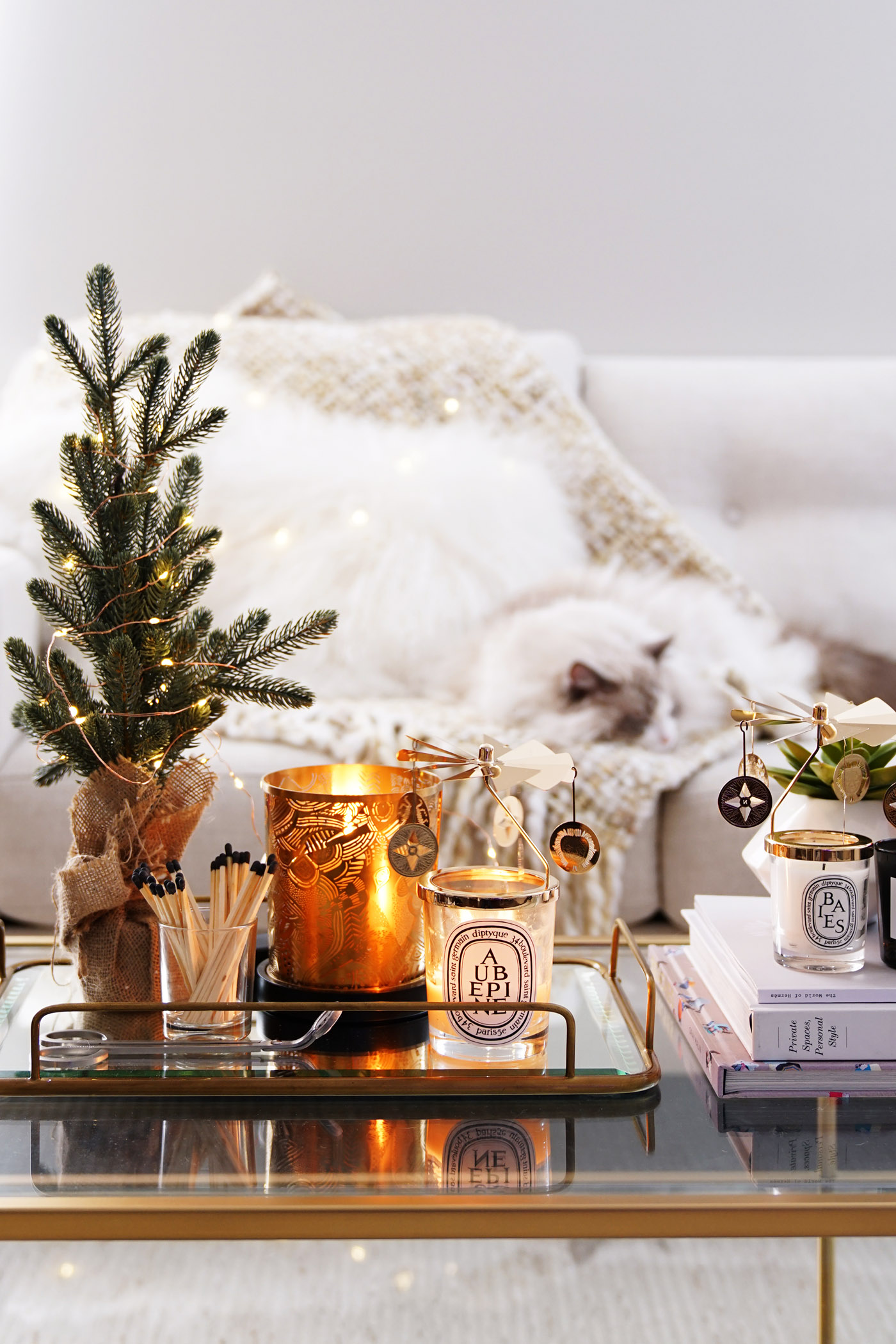 Holiday Christmas Diptyque Candles | The Beauty Look Book