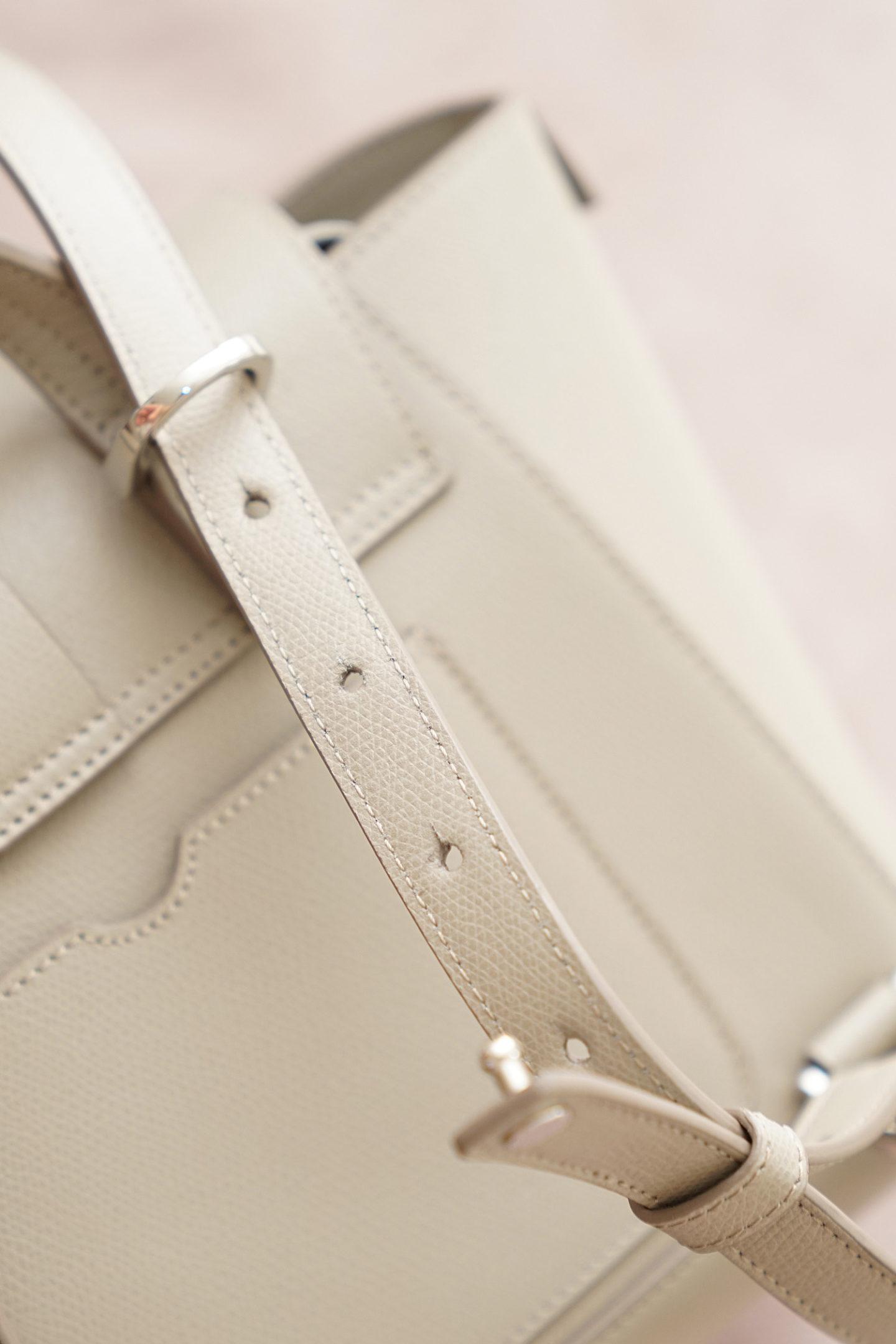 Senreve Mini Maestra straps