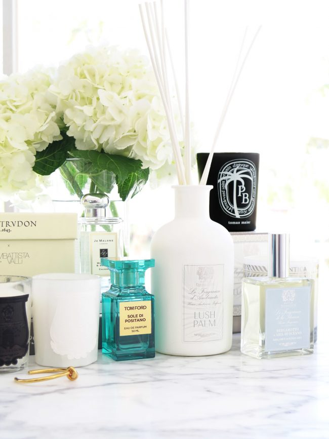 Scents of Spring Cire Trudon, Antica Farmacista, Diptyque, Tom Ford and Jo Malone | The Beauty Look Book